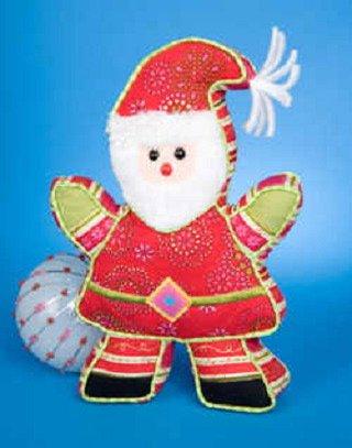 "Father Christmas Santa 9"" by Douglas Cuddle Toys"