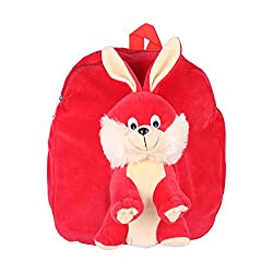 Ultra Bunny School Bag 12 inches - Red