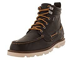 Sperry Top-Sider Men\'s Authentic Original Lug Boot WP Winter Boot, Brown, 8 M US