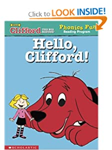 Clifford The Big Red Dog: Books 1-12 (Phonics Fun Reading Program) Wiley Blevins, Grace Maccarone and Francie Alexander