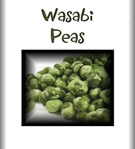 Wasabi Peas ~ 2 Lbs ~ Hot & Crunchy Wasabi Peas
