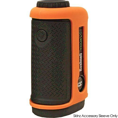 Bushnell SKINZ Accessory for Tour V2 Rangefinder, Orange