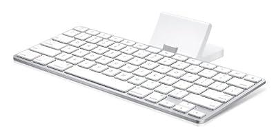 Apple iPad Keyboard Dock - Keyboard [Apple Retail Package] by Apple Computer