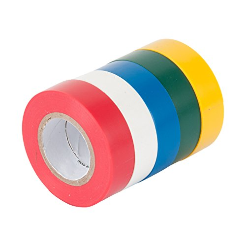 gardner-bender-gtpc-550-assorted-colors-electrical-tape-3-4-in-x-20-ft-blue-green-red-white-yellow