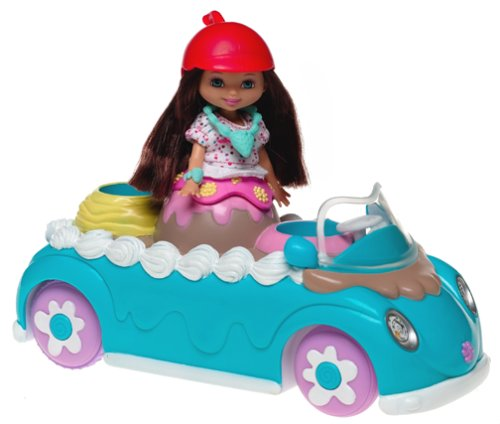 Kelly Sweetsville Ice Cream Cruiser and Belinda Gift Set - Buy Kelly Sweetsville Ice Cream Cruiser and Belinda Gift Set - Purchase Kelly Sweetsville Ice Cream Cruiser and Belinda Gift Set (Mattel, Toys & Games,Categories,Dolls,Baby Dolls)