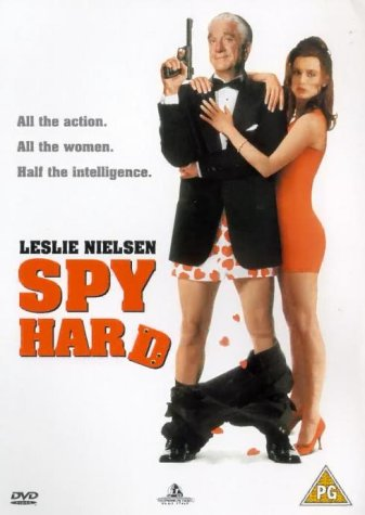 Spy Hard [DVD] [1996]