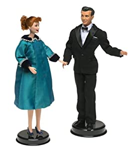 50th Anniversary Edition Lucy and Ricky Ricardo
