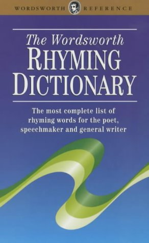 The Wordsworth Rhyming Dictionary (Wordsworth Reference) PDF