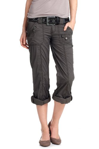 Esprit EDC N4B131 Relaxed Women's Cargo Trousers