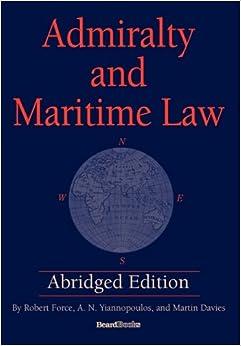 Admiral law complaints