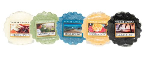 Yankee Candle - 5 x Spring Wax Potpourri Tarts New for 2013