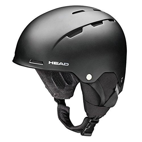 HEAD uomo casco Agent, Black, M/L, 324155