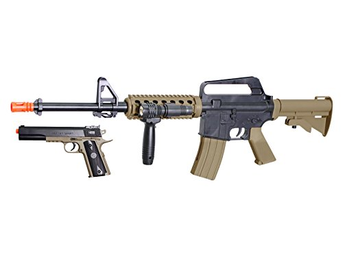 Colt Airsoft-Starter-Packs (Airsoft Starter Kit compare prices)