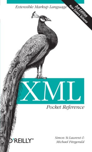 XML Pocket Reference (Pocket Reference (O'Reilly))