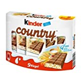 Kinder Country 9ervon &#34;Kinder&#34;