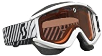 Scott Recoil XI Pro SnowCross Goggles (White)