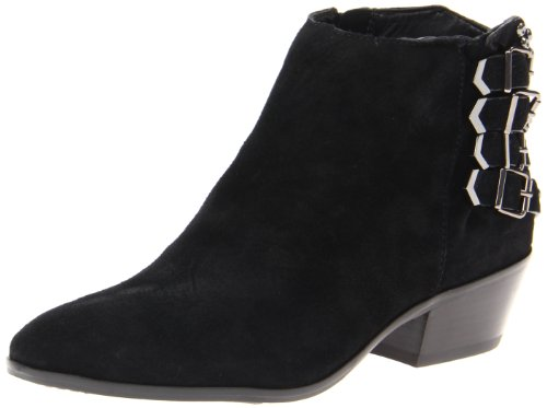 Sam Edelman Womens Penrose Combat Boots Black Schwarz (black velour suede) Size: 41