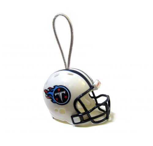 Official NFL National Football League Licensed Licensed Team Helmet Christmas Tree Ornaments - Tennessee Titans at Amazon.com