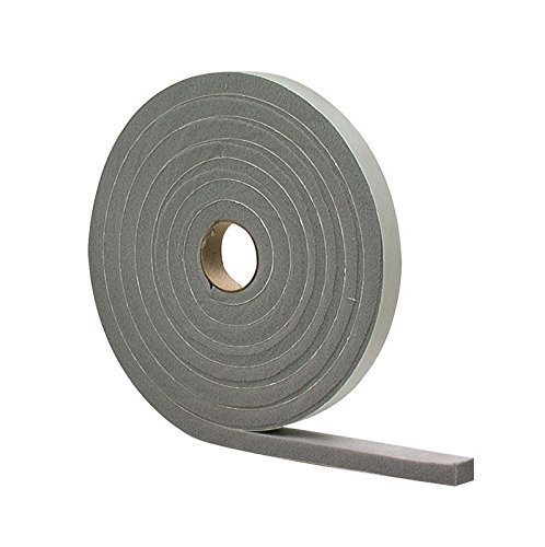PVC Closed Cell Vinyl Foam Weatherstrip Tape (Foam Weatherstrip compare prices)