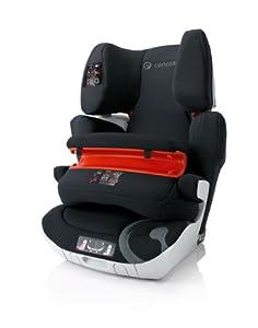 Concord Transformer XT Pro Group 1/2/3 Car Seat (Phantom Black) 2014 Range