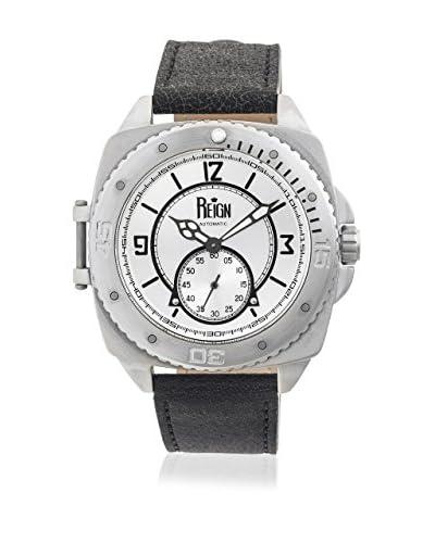 Reign Reloj con movimiento automático japonés Churchill Reirn1702 Negro 44  mm