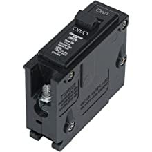 Connecticut Electric UBITB150C UL Classified Circuit Breaker, 1-Pole 50-Amp