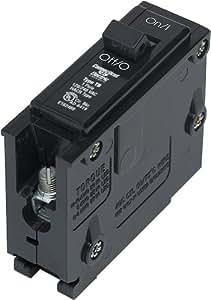 Connecticut Electric UBITB150C UL Classified Circuit Breaker, 1-Pole 50-Amp