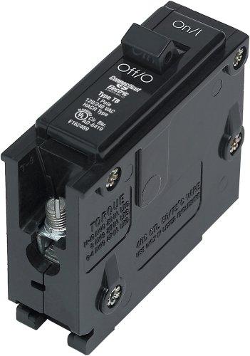 Connecticut Electric Ubitb140C Ul Classified Circuit Breaker, 1-Pole 40-Amp