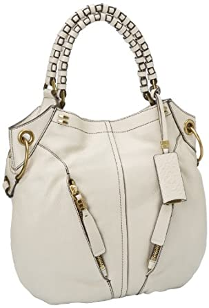orYANY Handbags Women's Gwen Shoulder Bag, Bone