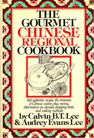 The Gourmet Chinese Regional Cookbook image