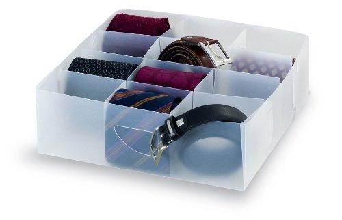 Domopak Living tiroir avec 12 compartiments