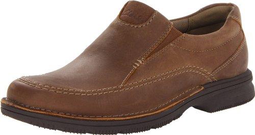 Clarks 其乐 Senner Lane 男式真皮休闲鞋 $49.99+$6.57直邮中国(约¥360)