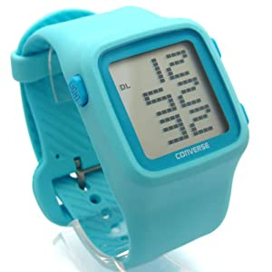 1234661f3ef215 Buy AUTHENTIC CONVERSE WATCH DIGITAL SCOREBOARD - LIGHT BLUE RADIANCE at  £22.99 from Amazon