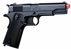 U.S. Army Duty Calls Elite 1911 Full Metal GBB Airsoft Pistol