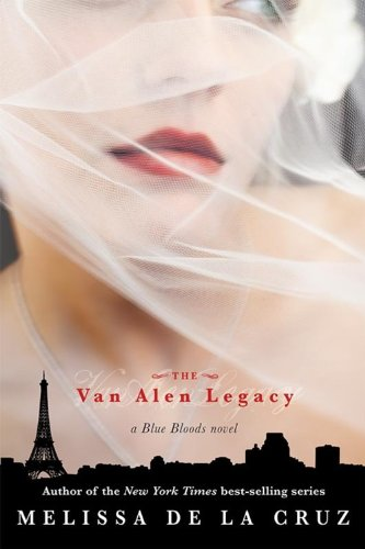 Cover of The Van Alen Legacy (Blue Bloods, Book 4)