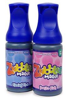 Zubbles Colored Bubbles