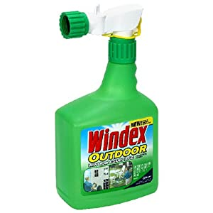 Windex Outdoor Glass Patio Cleaner 32oz