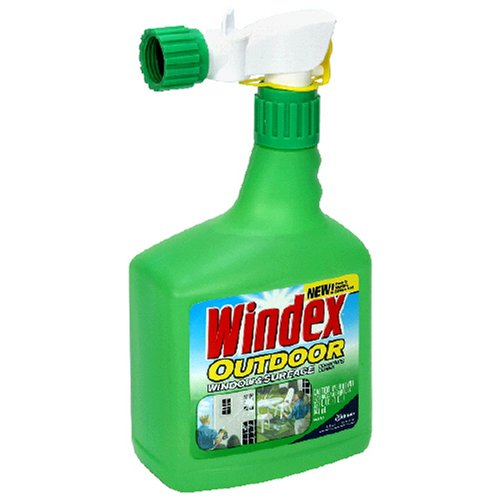 Exterior window cleaner for Exterior window cleaner