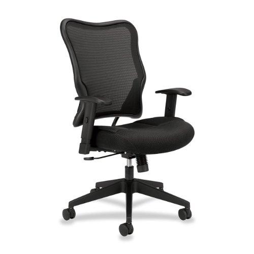 HON VL702 Mesh High-Back Work Chair for Office or Computer Desk