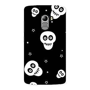 Stylish Skull Star Back Case Cover for Lenovo K4 Note