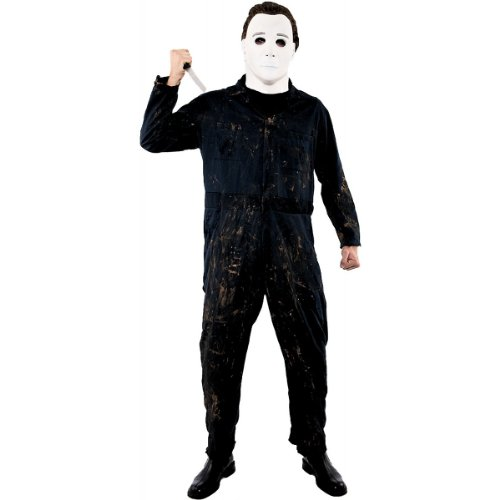 Michael Myers Deluxe Costume - Medium - Chest Size 42-44