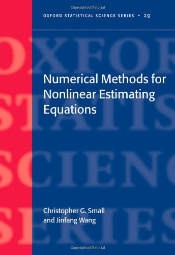 Numerical methods for nonlinear algebraic equations