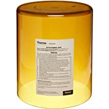 Nalgene Polyetherimide Vacuum Jar, Amber