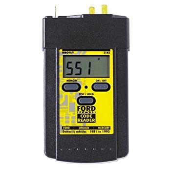 The INNOVA Ford Digital Code Reader is a diagnostic tool specially designed to work with the vehicle's test connector to communicate with MCU and EEC-IV computers. It uses electronics designed to retrieve engine and transmission diagnostic trouble co...