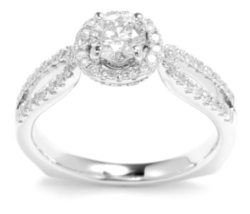 Kobelli-1-cttw-Round-Diamond-14k-White-Gold-Engagement-Ring-Size-10
