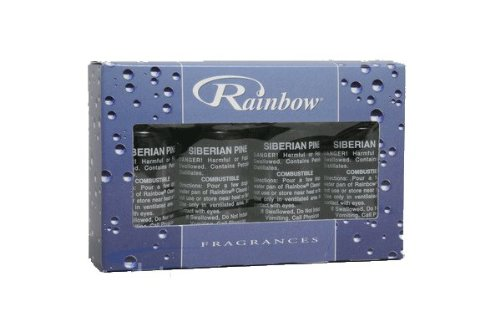 Rexair/Rainbow R3291 Vacuum Cleaner Siberian Pine Fragrance Pack - 1.6Oz - 4 Pack back-618729