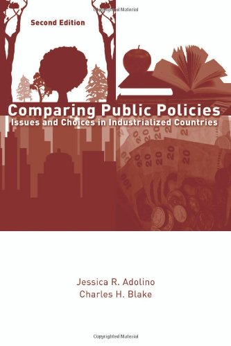 Comparing Public Policies, 2nd Edition