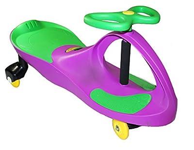 PlasmaCar Purple & Green - Polyurethane Wheels Special Edition