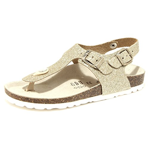 4433H infradito sandali bimba DOCKSTEPS scarpe shoes flip-flops kids [38]