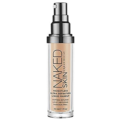 Urban Decay Naked Skin Weightless Ultra Definition Liquid Makeup 2 1 oz